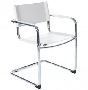 Fauteuil WELCOME wit
